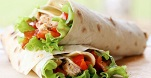 wrap beignet de poisson